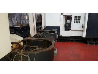 Fresadora Mazak HCN 5000 Palletech-10