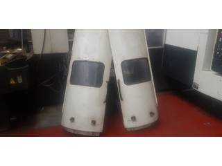 Fresadora Mazak HCN 5000 Palletech-12