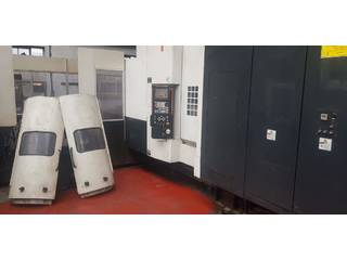 Fresadora Mazak HCN 5000 Palletech-13