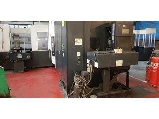 Fresadora Mazak HCN 5000 Palletech-3