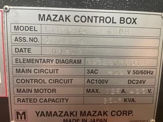 Torno Mazak Integrex E 650 H x 2.000-11