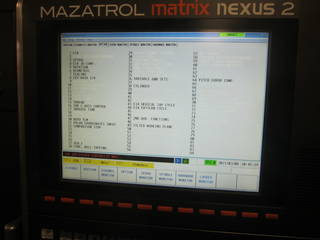 Torno Mazak Quick Turn Nexus 250 II MSY-5