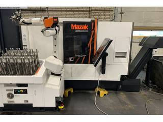 Torno Mazak Quick Turn Smooth 250 MSY robbi-1