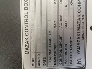 Torno Mazak Slant Turn 50 N-10