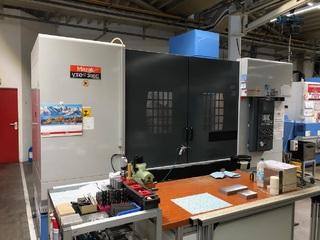 Fresadora Mazak VTC 300 C-0