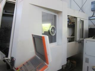 Fresadora Mikron HPM 1350 U-3