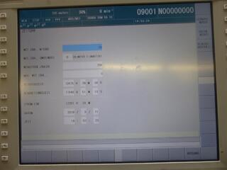 Fresadora Mori Seiki NH 4000 DCG, A.  2015-9
