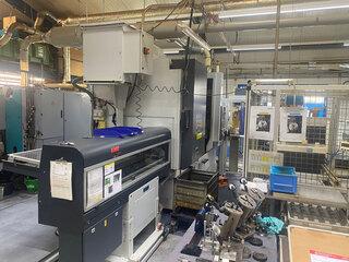 Torno Mori Seiki NL 2500 SMC  700-8