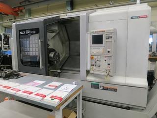 Torno Mori Seiki NL 3000 Y-4