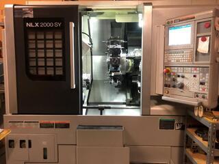 Torno Mori Seiki NLX 2000 SY-0