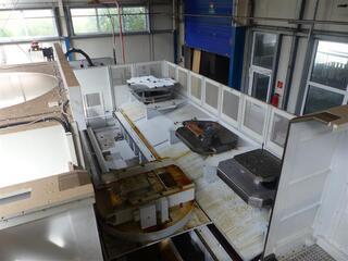 Fresadora Mori Seiki NMH 10000 DCG APC 7, A.  2009-6