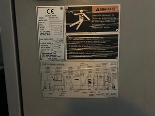 Fresadora Mori Seiki NVX 5100 II 40-4