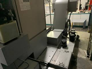 Fresadora Mori Seiki NVX 5100 II 40-5
