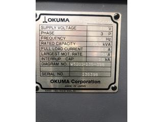 Torno Okuma LU 300 M 2SC 600-7