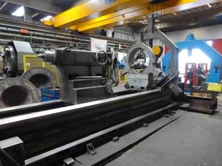 Torno Pontigia PH 800 E CNC-4