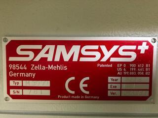 SAMSYS Multi 3000 Accesorios utilizados-6