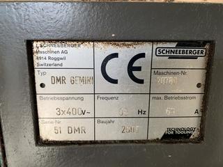 Amoladora Schneeberger GEMINI DMR-6