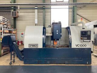 Fresadora Spinner VC 1300-0