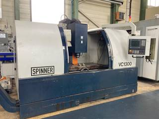 Fresadora Spinner VC 1300-1