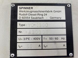 Fresadora Spinner VC 1300-8