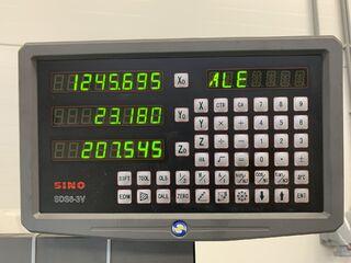 Toren X 6323 A fresadoras convencionales-6