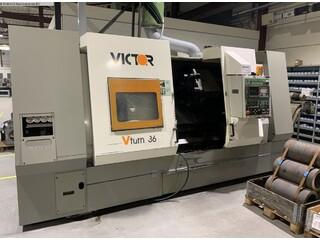 Torno Victor V-Turn 36/125 CV-0