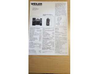 Torno Weiler Matador W2-1