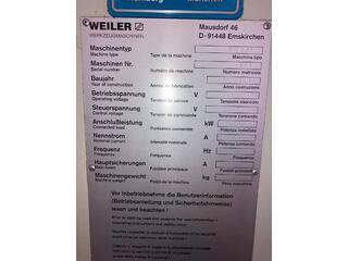 Torno Weiler E 50-8