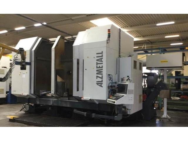 más imágenes Fresadora Alzmetall FS 2500 LB / DB, A.  2005