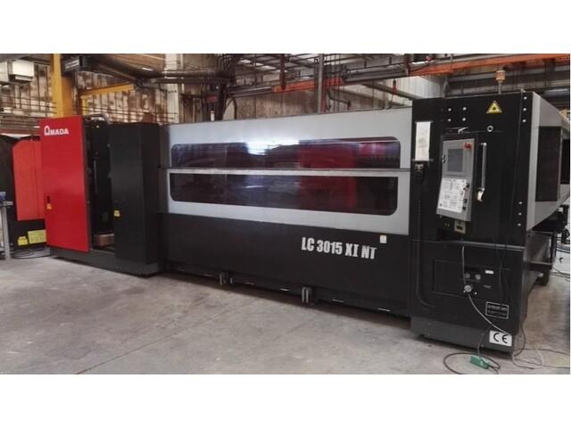 más imágenes Amada LC 3015 X1 NT 4000 W Máquinas de corte por láser