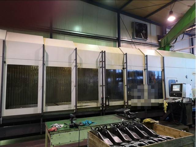 más imágenes Fresadora Axa VHC 3 - 5000 XTS 50, A.  2006