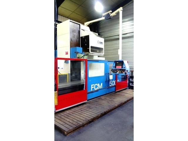 más imágenes CME FCM - 5000 x 950 Bed fresadora