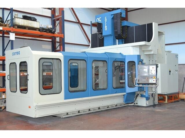 más imágenes Correa FP 30 / 40 rebuilt Bed fresadora