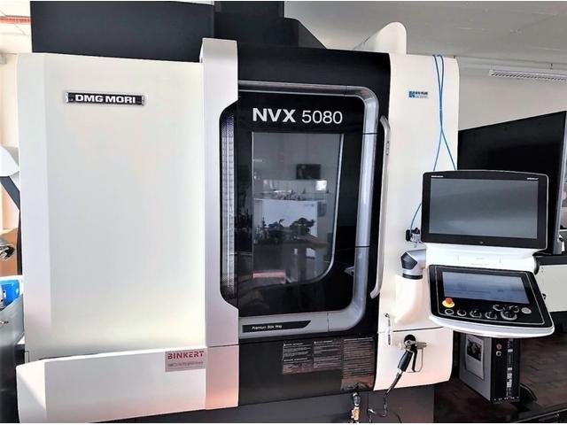 más imágenes Fresadora DMG NVX 5080 / 40, A.  2015
