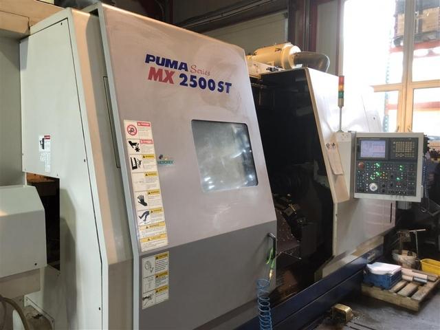más imágenes Torno Doosan Puma MX 2500 ST