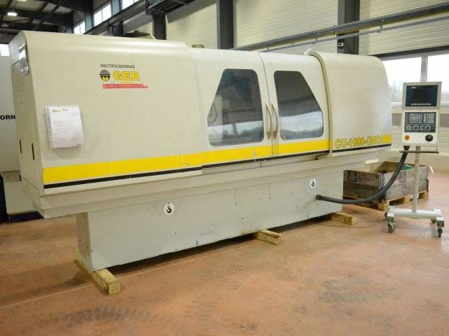más imágenes Amoladora GER CU 1000 CNC