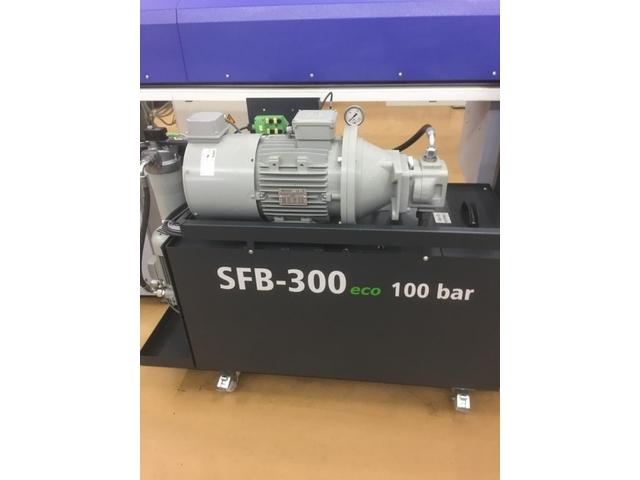 más imágenes Büchler SFB 300 eco 100 bar Accesorios utilizados