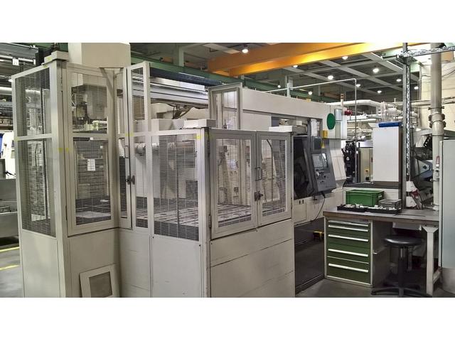 más imágenes Torno Mazak Integrex 200 III ST