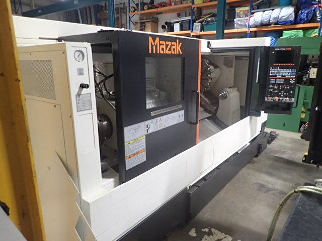 más imágenes Torno Mazak QT Smart 350