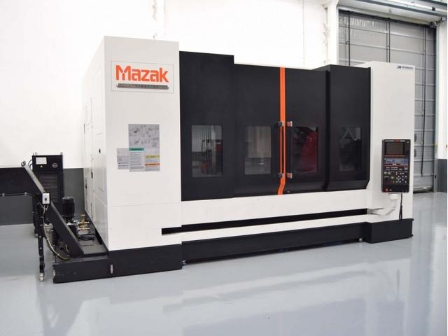 más imágenes Fresadora Mazak VTC 820 / 30, A.  2013