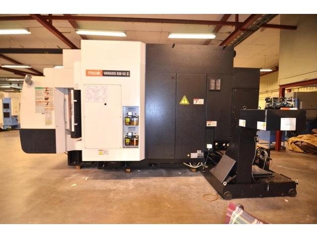 más imágenes Fresadora Mazak Variaxis 630 5X II, A.  2002