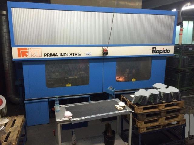 más imágenes Prima Industrie 3D Rapido 5 Máquinas de corte por láser