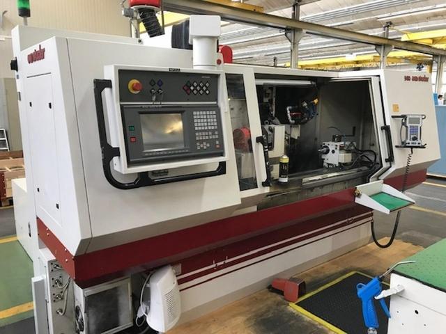 más imágenes Amoladora Studer S 40 CNC