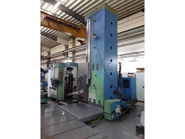 más imágenes TOS WHN 13.8 CNC Taladradora