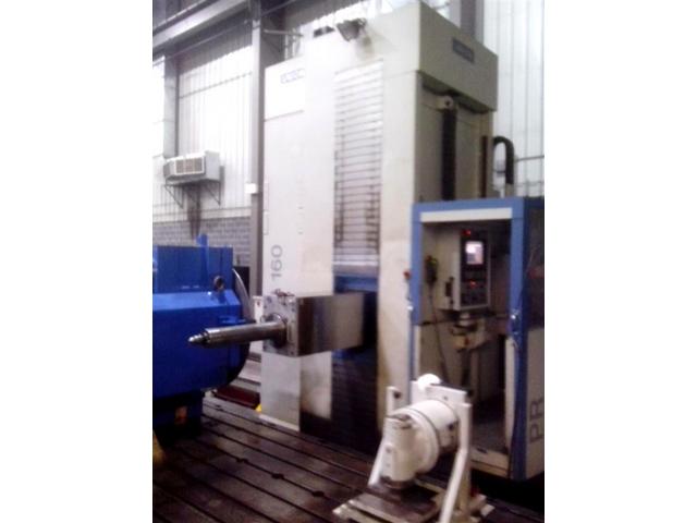 más imágenes Union PCR 160 CNC Taladradora