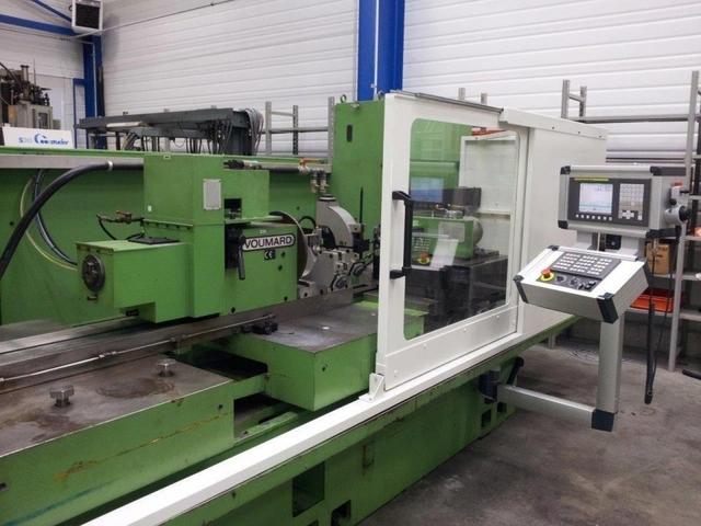 más imágenes Amoladora Voumard 400 CNC