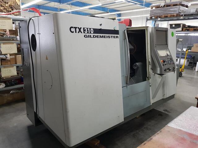 más imágenes Torno DMG CTX 310 V3