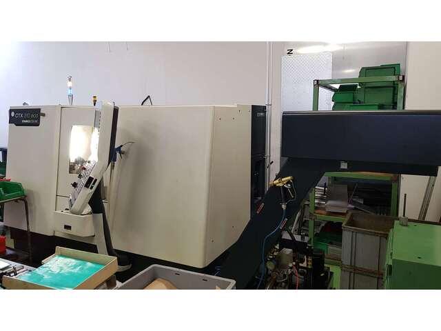 más imágenes Torno DMG CTX 310 V3 Ecoline