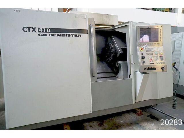 más imágenes Torno DMG CTX 410 V3