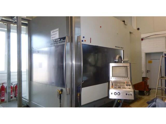 más imágenes Fresadora DMG DMU 125 P hidyn
